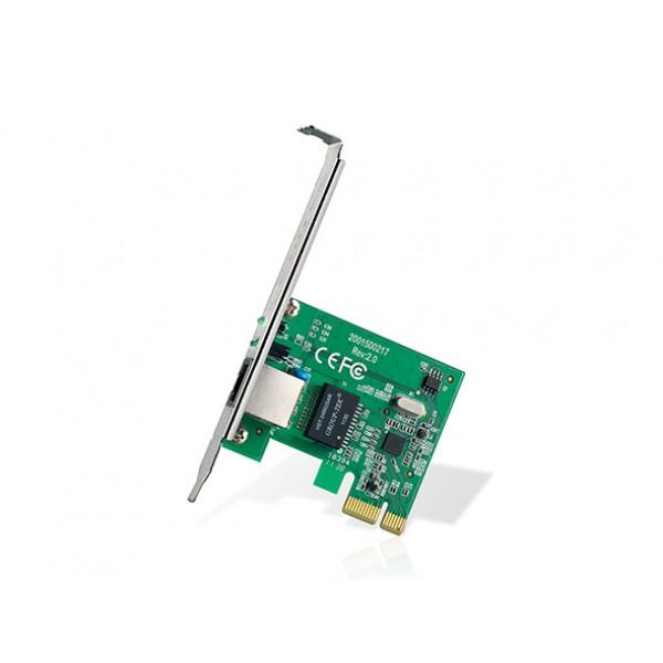 ქსელის ბარათი TG-3468, TP-Link, 32-bit Gigabit PCIe Networks Adapter