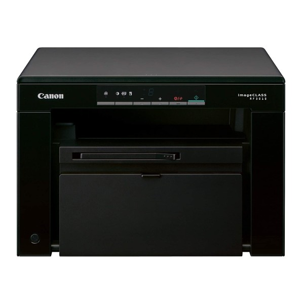 Printer/ Laser/ Multifunctional i-SENSYS/  MF3010, 18ppm, 64MB,1200x600dpi  8000p/m
