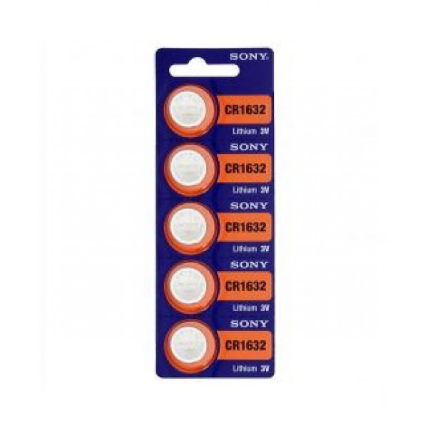 SONY ელემენტი CR1632BEA Lithium electronic CR1632 4901660142184