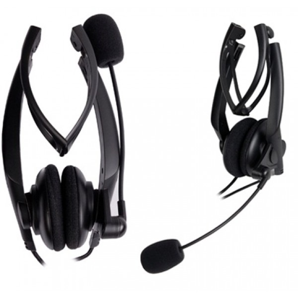 A4Tech Headphone HS-10 (Black)