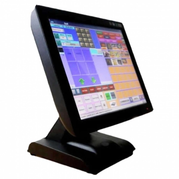 Touch Screen POS ( POS-213)DDR III 4GB, SSD 120GB 15.6, CPU G1900  2.00 GHZ