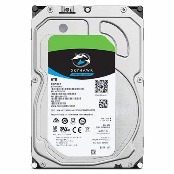 მყარი დისკი ST6000VX001, SEAGATE HDD SATA 6TB 5400RPM 6GB/S 256MB