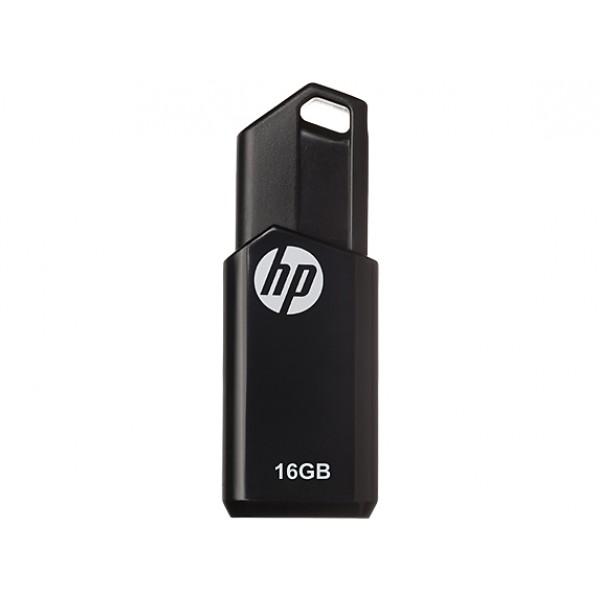 HPFD150W16-BX, 16GB USB 2.0 Type-A Black USB flash drive