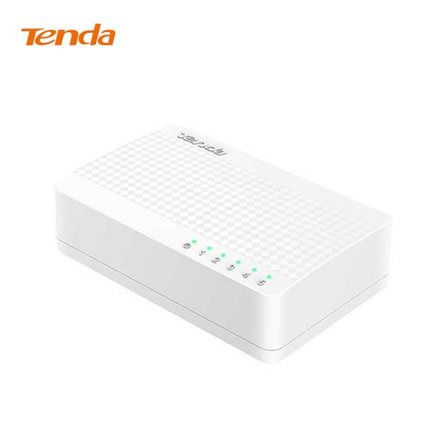 S105 (5-Port 10/100Mbps Fast Ethernet Switch)