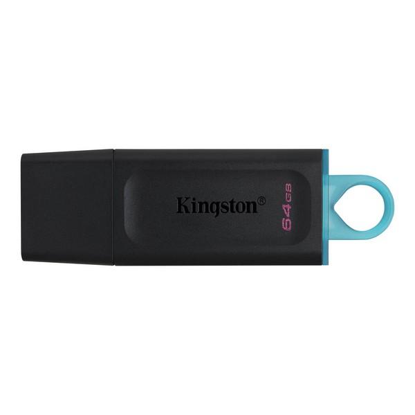DTX/64GB Kingston 64GB USB3.2 Gen 1 Data...