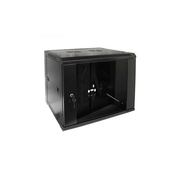 რეკი WS3-6609  9U, 600x600mm (დაშლილი)