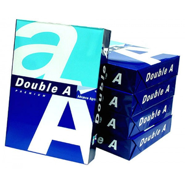 ქსეროქსის (საბეჭდი)ქაღალდი A4 80გრ (500ფ) Double A