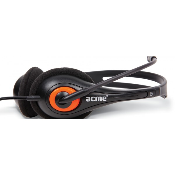 ACME HM01 Headphones with Microphone