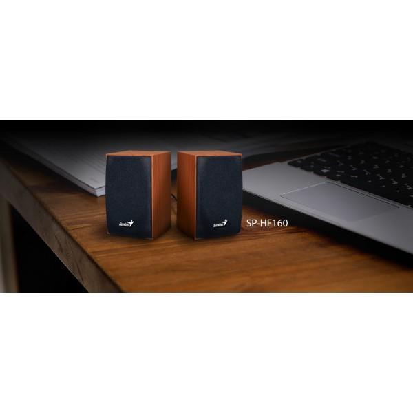 SP-HF160,USB,POWER,BLACK 4watts