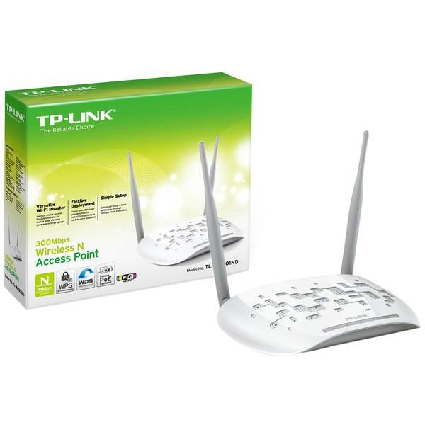 რადიო ქსელი TL-WA801ND, TP-Link  (WiFi)