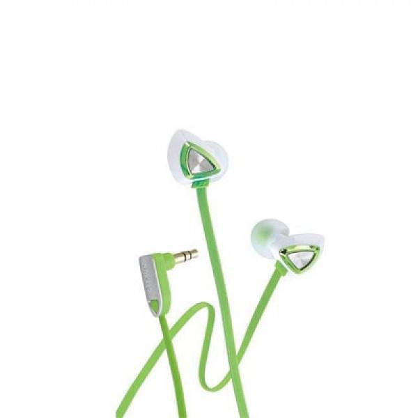 GHP-250X, BLUE Genius Triangle Luxury In-Ear Headphones