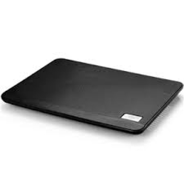 ნოუთბუქის სადგამი N17, Deepcool Notebook Cooler ,Super Slim,Very Portable,1 USB, For 14 inch, Black