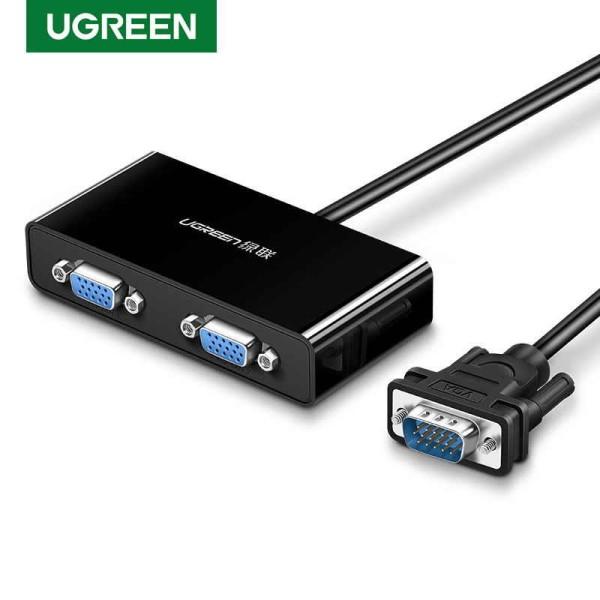 40254  Ugreen  1x2 VGA splitter Black