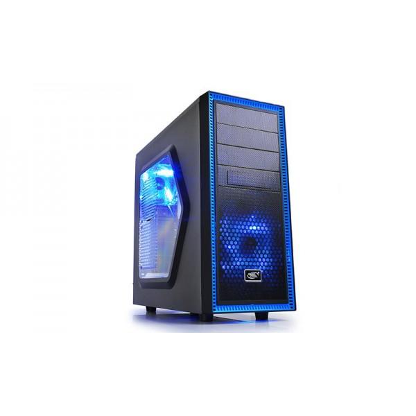 კომპიუტერის ყუთი TESSERACT SW-BK, Deepcool