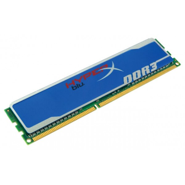 Kingston Hyper X- DDR3-1600MHz-4GB KHX
