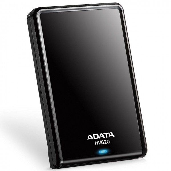 ADATA 2TB Portable Hard Drive HV620S (Bl...
