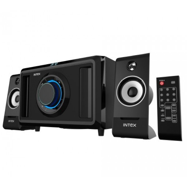 SPEAKER - INTEX 2.1 Subwoofer 2590 SUF  BT/USB/SD/FM/REMOTE - IT-2590SUF