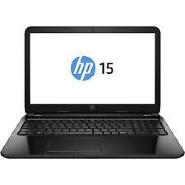 Notebook/ HP Compaq/ HP -15  Dark gray  15.6