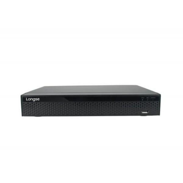 XVR ჩამწერი XVRDA2004HD PAL 4CH 4K-N EU black With CVBS Alarm (Hi3520Dv400 NVP6158C)(Bitvision)