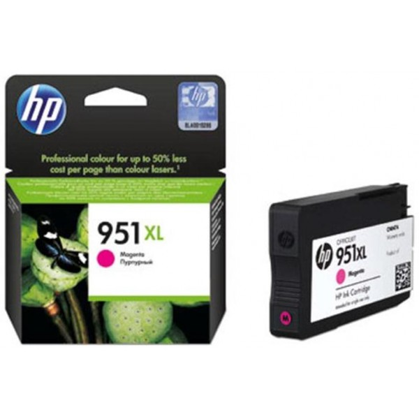 კარტრიჯი CN047AE, HP-951XL Magenta Officejet Print Cartridge
