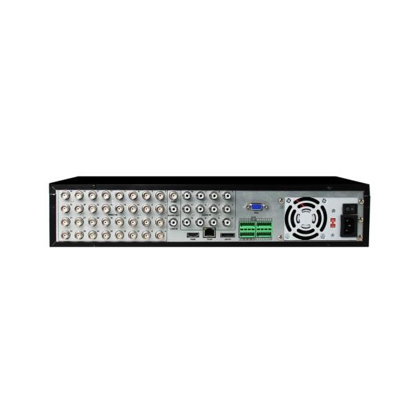 XVRDA3132HL, Analog 32 CH,  TVI/AHD: 5M;  AHD/TVI/CVI: 4M, 8 SATA Hard Disk (3.5