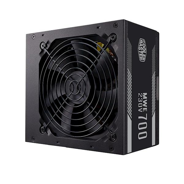 MPE-7001-ACABW-EU, Cooler Master MWE White V2 700W, 12cm fan