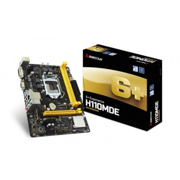 PC Components/ MotherBoard/ Biostar LGA ...