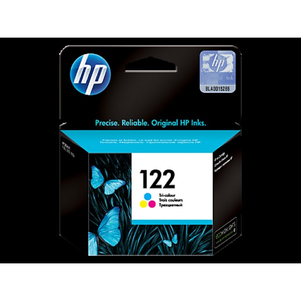 კარტრიჯი CH562HE, HP-122 Tri-Colour Inkjet Print Cartridge