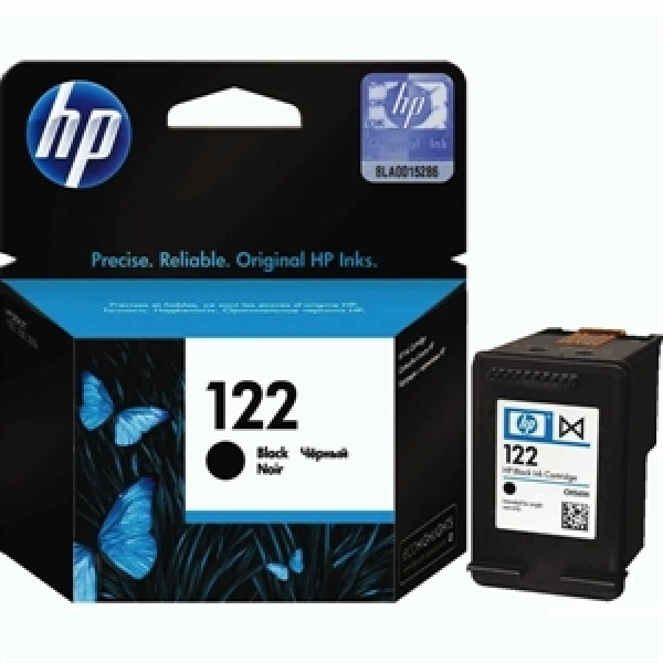 კარტრიჯი CH561HE, HP-122 Black Print Cartridge