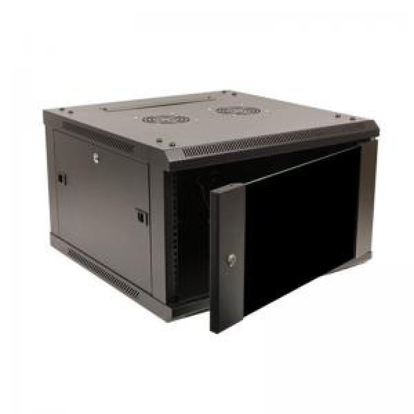 WS1-6404   4U, 600x450mm სამონტაჟო კარადა (რეკი/REKS)