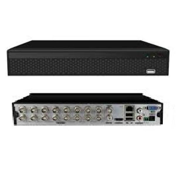 ჩამწერი მოწყობილობა XVRDA2116D, 16CH H.265 5IN1 XVR 5M-N, Up to HD 5MP and IP 5MP Resolution Recording