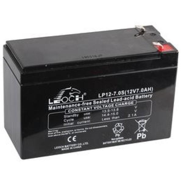 აკუმლიატორი LP12-7...