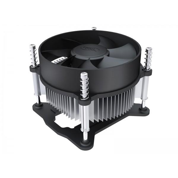 მაგრილებელი CK-77502, Deepcool, CPU Cooler 65w, LGA 775. 25dB(A)