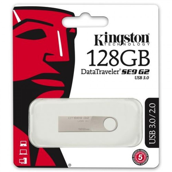 DTSE9G2/128GB, Kingston 128GB USB 3.0