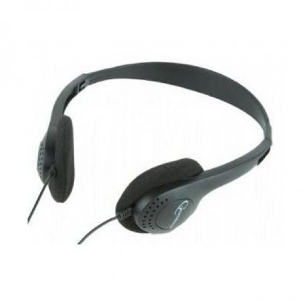 Gembird MHP-123 Stereo headphones Black