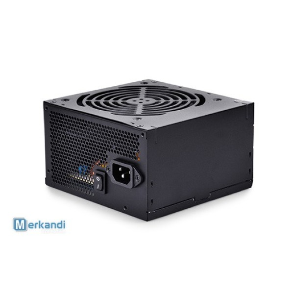 კვების ბლოკი DN500, Deepcool, 500W rated power with 120mm LED fan to power your system