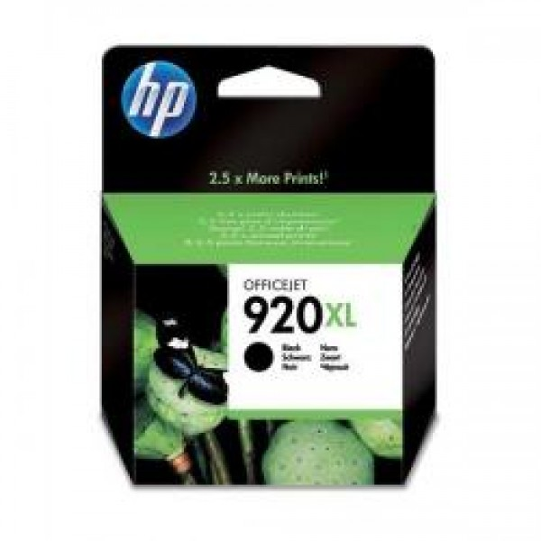 კარტრიგი CD975AE BGX,HP-920XL Black Print Cartridge