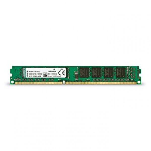 Kingston  DDR3 PC3-10600 1333Mhz KVR1333C9D/2G 2gb