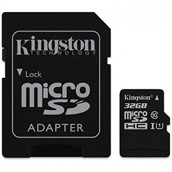 Flash Card/ 32GB/ SD / Kingston/ SDC10G2/32GB  micro  class10