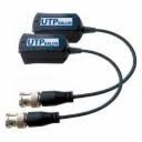 ვიდეო ბალონი 1 Channel passive video balun (2PCS)