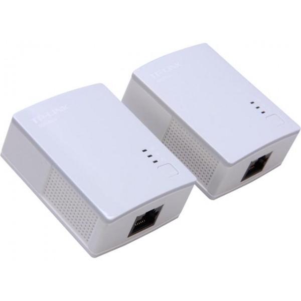 TL-PA4010KIT, TP-LINK, AV500 Nano Powerline Adapter Starter Kit