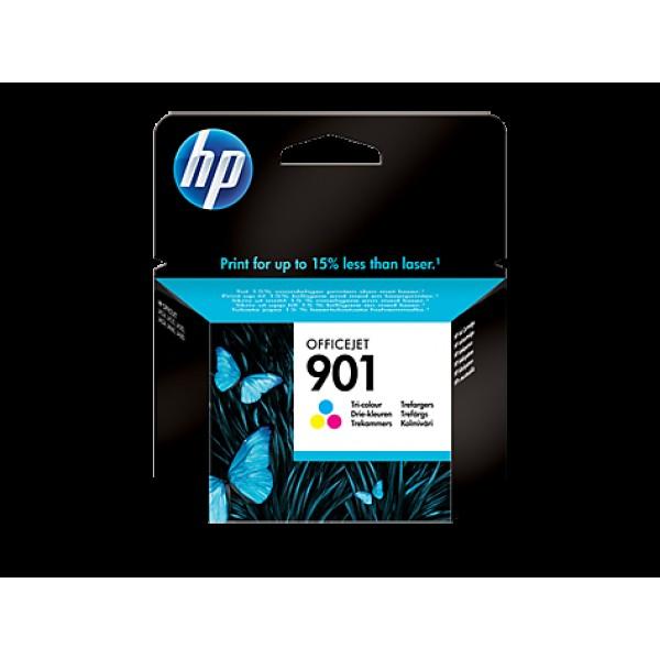 კარტრიჯი  CC656AE, HP-901 Tri-Colour