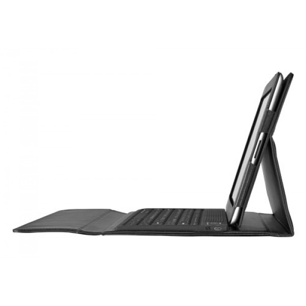 დასადგამი / TRUST Folio Stand with Bluetooth Keyboard for iPad / 18184