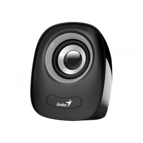 ხმამაღლამოლაპარაკე SP-Q160, Genius Stereo USB Powered SpeakersGRAY