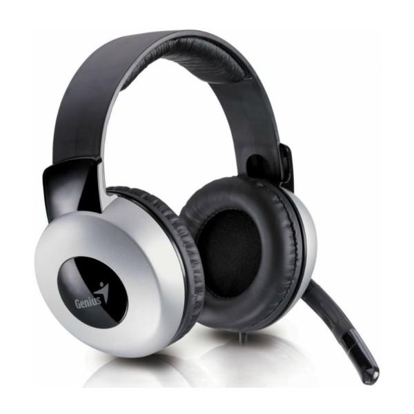 ყურსასმენი  HS-05A, Genius Deluxe Full-Size Headset for Comfort