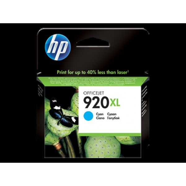 კარტრიჯი CD972AE BGX,HP-920XL Cyan Print Cartridge