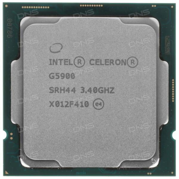 პროცესორი Intel® Cele...
