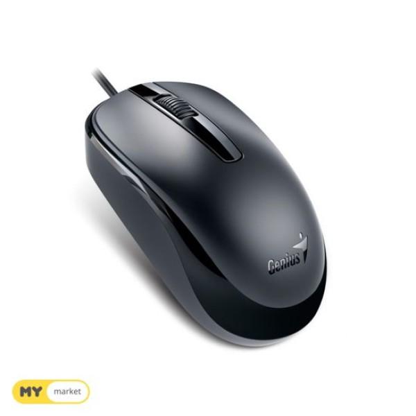 თაგვი DX-120 Blue, Genius Optical Mouse, USB