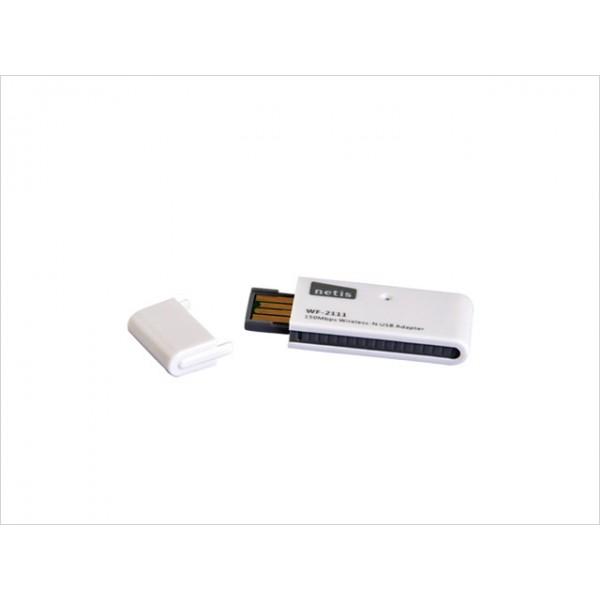 როუტერი /50Mbps Wireless N USB Adapter, internal antenna / WF2111