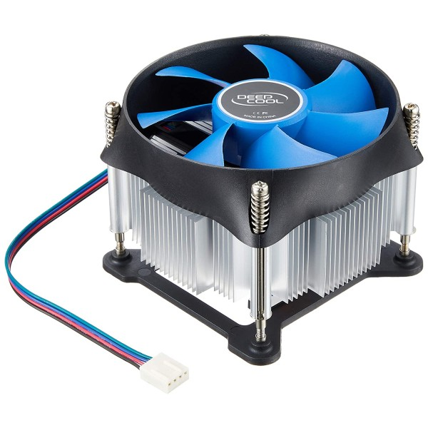 THETA 20, Deepcool, CPU Cooler 95w, 1156,1155. 30.2dB(A)